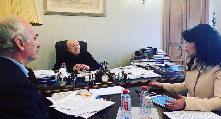 5 апреля состоялось совещание в Союзе театральных деятелей РФ о проблемах театра ФЭСТ