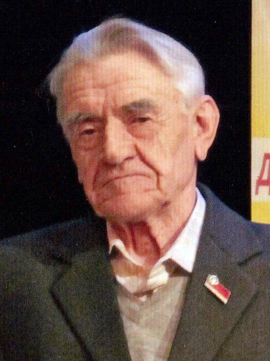 Ушел из жизни старейший работник театра Владимир Акимович Шутов