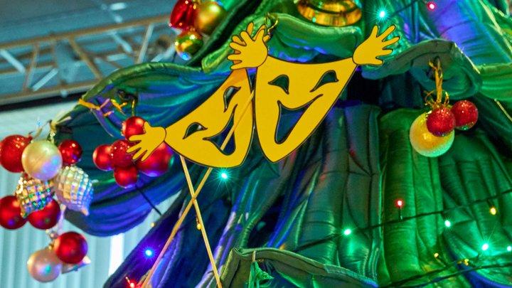 """В театре """"ФЭСТ"""" полным ходом идут новогодние представления!"""
