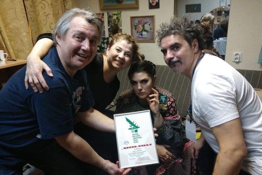 Награды фестивалей и новые постановки: театр «ФЭСТ» подвел итоги уходящего года   агентство РИАМО