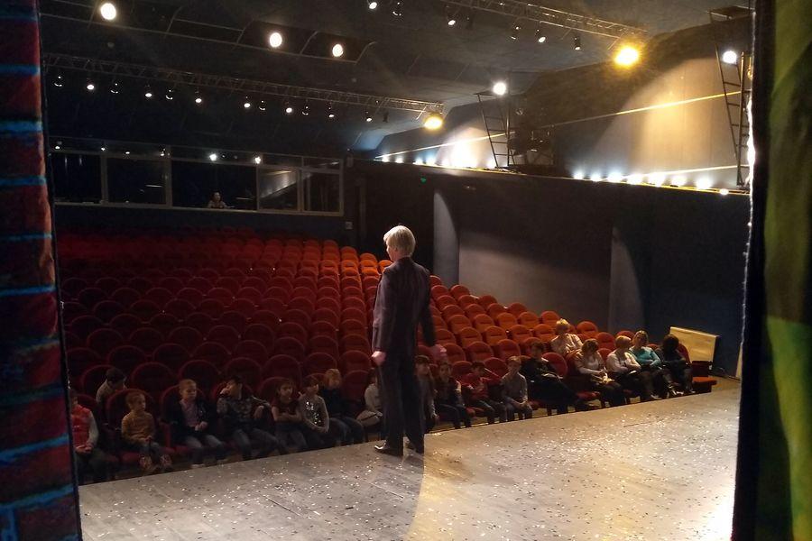 Возобновляются экскурсии по театру для детей и взрослых