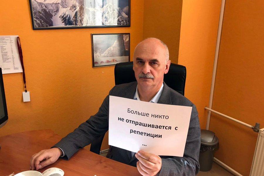 Игорь Шаповалов: вернуть зрителя в зал будет очень сложно   статья в издании Подмосковье