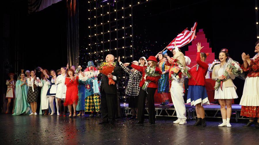 Театр отметил 60-летний юбилей Игоря Александровича Шаповалова