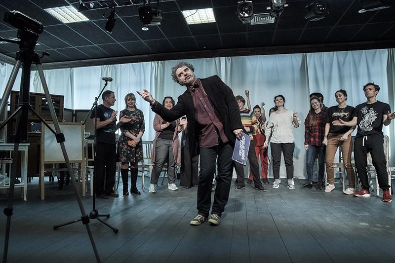 """Театр «ФЭСТ» проведет вечер импровизаций с участием зрителей - публикация в издании """"Подмосковье сегодня"""""""